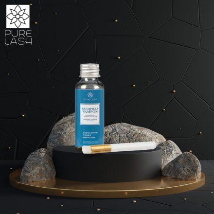 30 ml-es illatmentes  szempillasampon ecsettel