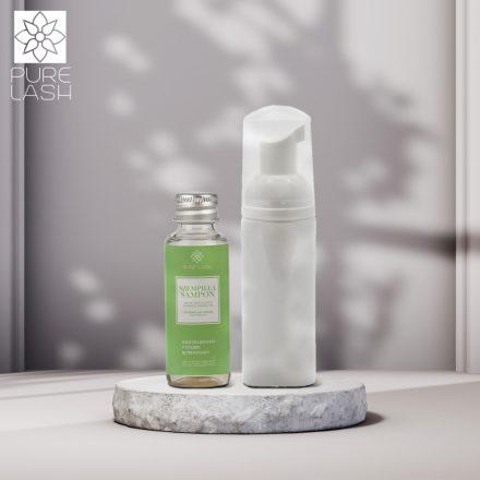 30 ml green-tea shampoo+foamer