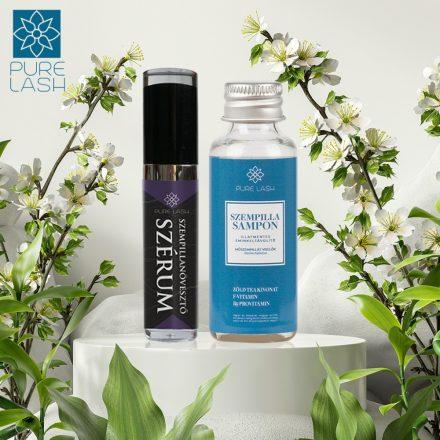 mini balenie na predlžovanie mihalníc - šampón na mihalnice bez vôní