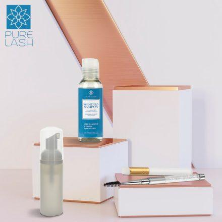 Šampón na mihalnice bez vône (50 ml) s príslušenstvom