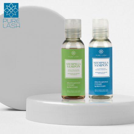 Balenie šampónu na mihalnice 50 + 50 ml