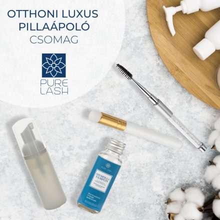 Otthoni luxus pillaápoló csomag - illatmentes