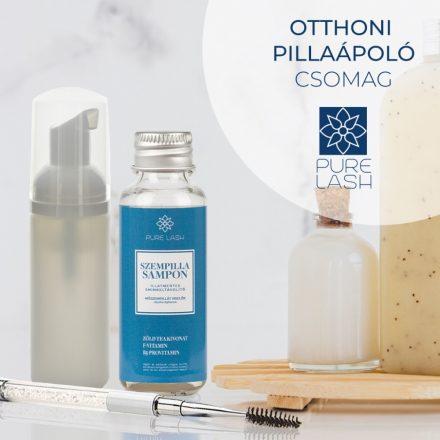 Balíček domácej starostlivosti o mihalnice - šampón na mihalnice bez zápachu