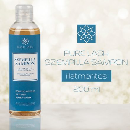 Šampón na riasy bez vône 200 ml