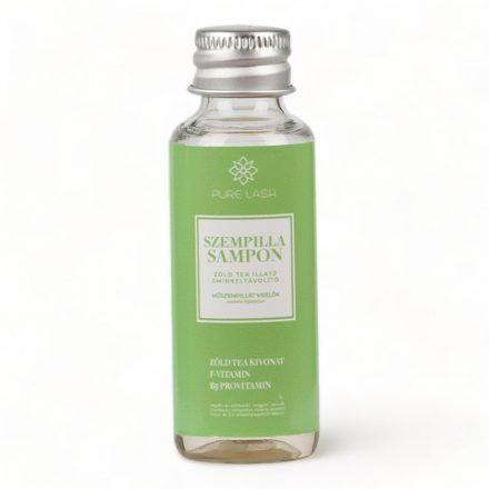 Šampón na riasy s vôňou zeleného čaju 30 ml